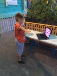 Мероприятия летней онлайн смены  «Лето без границ – 2020» 23 июня
