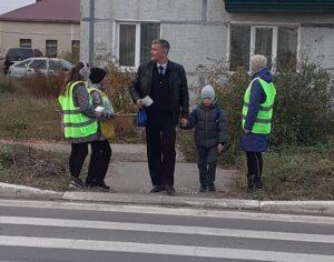 Родительский патруль на страже детской безопасности!