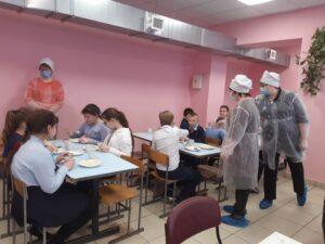 Контроль за организацией горячего питания обучающихся!