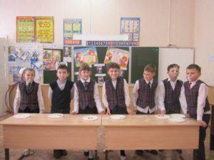 «День зимних именинников» у ребят 2 «А» класса